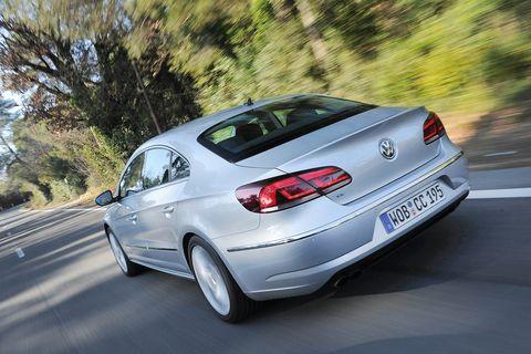 Vw-cc-3 in Impressionen: Volkswagen CC