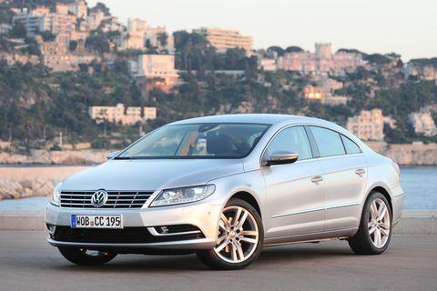 Vw-cc-8 in Impressionen: Volkswagen CC