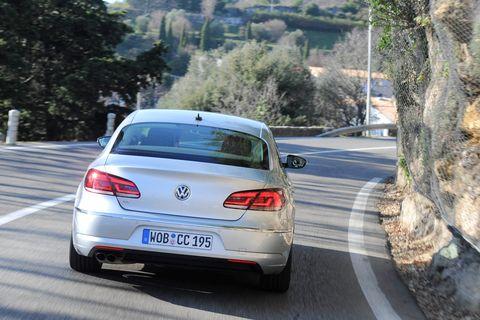Vw-cc-d in Impressionen: Volkswagen CC