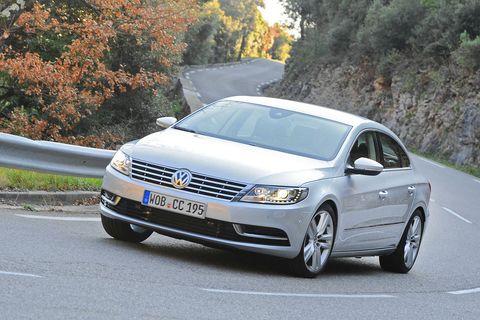 Vw-cc6 in Impressionen: Volkswagen CC